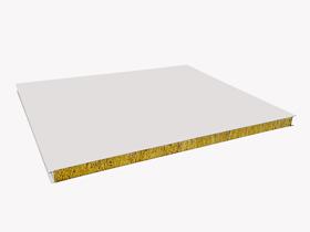 机制岩棉夹芯彩钢板